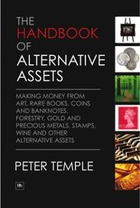 Cover Handbook of Alternative Assets
