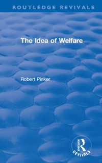 Cover Idea of Welfare