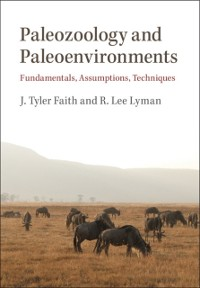 Cover Paleozoology and Paleoenvironments