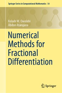 Cover Numerical Methods for Fractional Differentiation