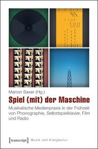 Cover Spiel (mit) der Maschine