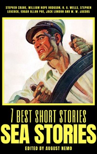 Cover 7 best short stories - Sea Stories