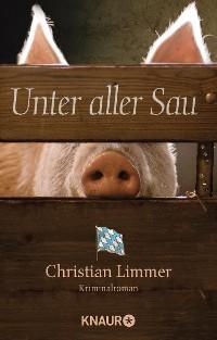 Cover Unter aller Sau