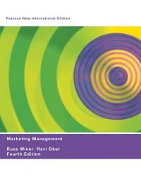 Cover Marketing Management: Pearson New International Edition PDF eBook