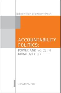 Cover Accountability Politics