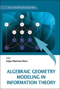 Cover Algebraic Geometry Modeling In Information Theory