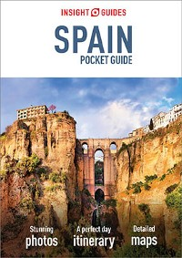 Cover Insight Guides Pocket Spain (Travel Guide eBook)