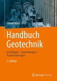 Cover Handbuch Geotechnik