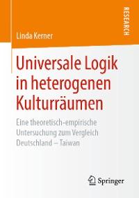 Cover Universale Logik in heterogenen Kulturräumen