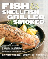 Cover Fish & Shellfish, Grilled & Smoked