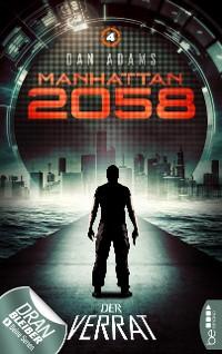 Cover Manhattan 2058 - Folge 4