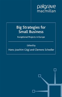 Cover Big Strategies for Small Business