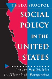 Cover Social Policy in the United States