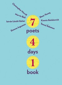 Cover Seven Poets, Four Days, One Book