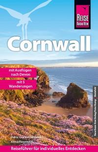 Cover Reise Know-How Reiseführer Cornwall mit fünf Wanderungen