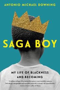 Cover Saga Boy