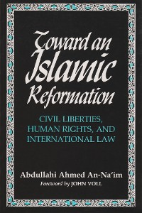 Cover Toward an Islamic Reformation