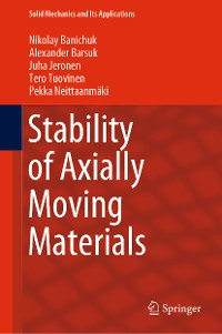 Cover Stability of Axially Moving Materials