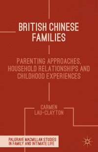 Cover British Chinese Families