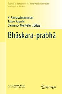 Cover Bhāskara-prabhā
