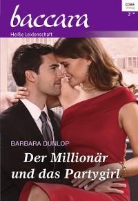 Cover Der Millionär und das Partygirl