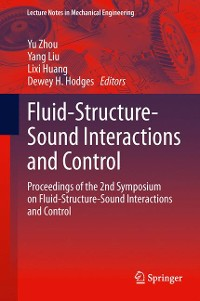 Cover Fluid-Structure-Sound Interactions and Control
