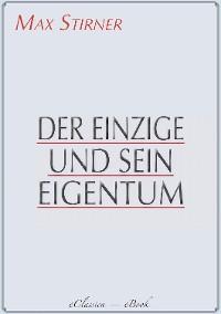 Cover Der Einzige und sein Eigentum