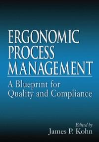 Cover Ergonomics Process Management