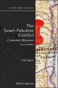 Cover The Israel-Palestine Conflict