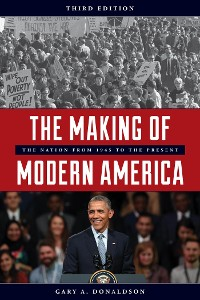 Cover The Making of Modern America