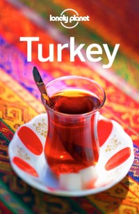 Cover Lonely Planet Turkey