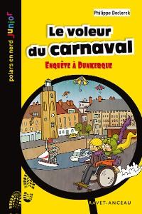 Cover Le voleur du carnaval