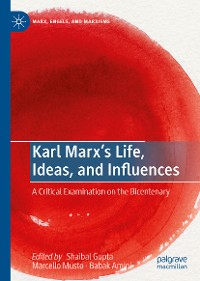Cover Karl Marx's Life, Ideas, and Influences
