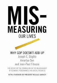 Cover Mismeasuring Our Lives