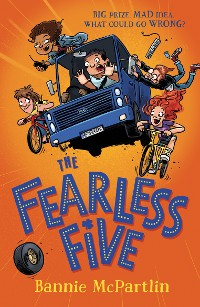 Cover The Fearless Five