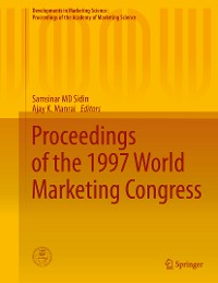 Cover Proceedings of the 1997 World Marketing Congress