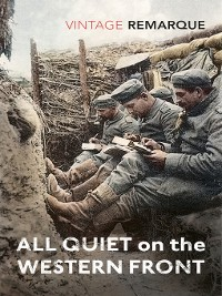 Cover All Quiet on the Western Front