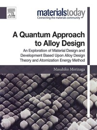 Cover Quantum Approach to Alloy Design