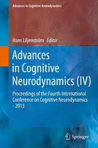 Cover Advances in Cognitive Neurodynamics (IV)