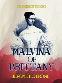 Cover Malvina of Brittany