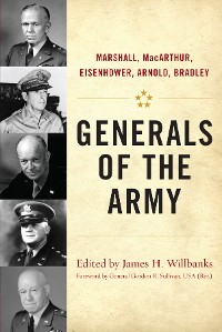 Cover Generals of the Army