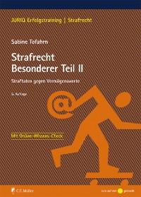 Cover Strafrecht Besonderer Teil II