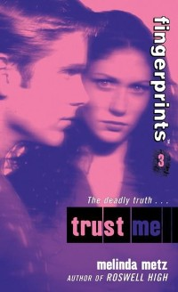 Cover Fingerprints #3: Trust Me