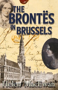 Cover The Brontes in Brussels