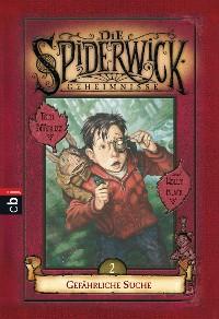 Cover Die Spiderwick Geheimnisse - Gefährliche Suche