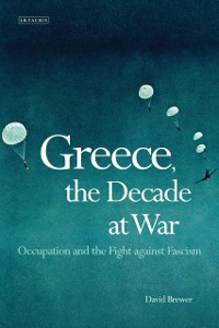 Cover Greece, the Decade of War