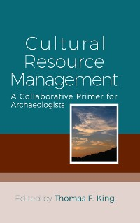 Cover Cultural Resource Management