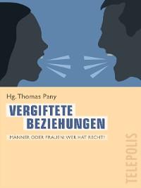 Cover Vergiftete Beziehungen (Telepolis)