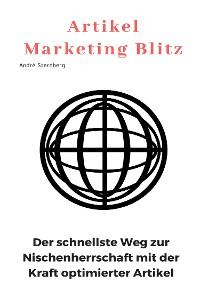 Cover Artikel Marketing Blitz