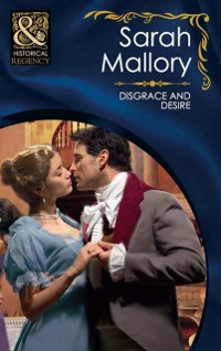 Cover Disgrace And Desire (Mills & Boon Historical)